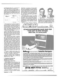 Maritime Reporter Magazine, page 5,  Sep 15, 1980 Ferd Serim