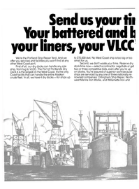 Maritime Reporter Magazine, page 6,  Sep 15, 1980 West Coast port