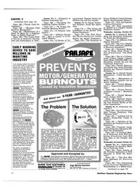 Maritime Reporter Magazine, page 12,  Oct 1980 Europa