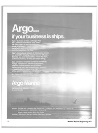Maritime Reporter Magazine, page 14,  Oct 1980 New York