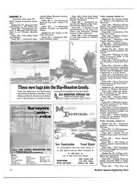 Maritime Reporter Magazine, page 16,  Oct 1980 Florida