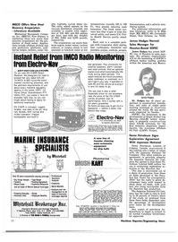Maritime Reporter Magazine, page 18,  Oct 1980 Louisiana