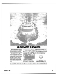 Maritime Reporter Magazine, page 19,  Oct 1980 repair services