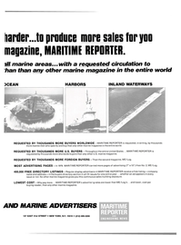 Maritime Reporter Magazine, page 35,  Oct 1980