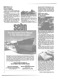 Maritime Reporter Magazine, page 38,  Oct 1980
