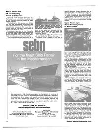 Maritime Reporter Magazine, page 38,  Oct 1980 Florida