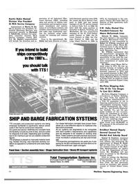 Maritime Reporter Magazine, page 40,  Oct 1980 Oregon