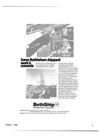 Maritime Reporter Magazine, page 3,  Oct 1980 Boston Harbor