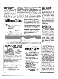 Maritime Reporter Magazine, page 50,  Oct 1980 Michigan