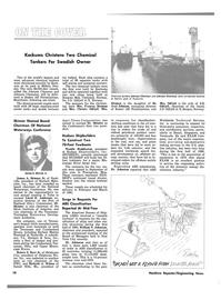 Maritime Reporter Magazine, page 8,  Oct 15, 1980 Oregon
