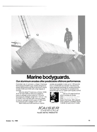 Maritime Reporter Magazine, page 13,  Oct 15, 1980 manufacturing facility