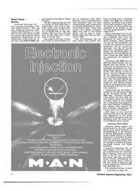 Maritime Reporter Magazine, page 14,  Oct 15, 1980 Optimal Injection