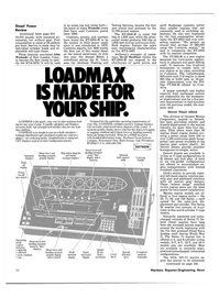 Maritime Reporter Magazine, page 20,  Oct 15, 1980 Detroit Diesel