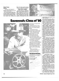 Maritime Reporter Magazine, page 26,  Oct 15, 1980