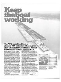 Maritime Reporter Magazine, page 29,  Oct 15, 1980
