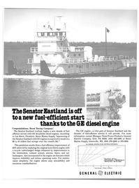 Maritime Reporter Magazine, page 31,  Oct 15, 1980 Lea Brent