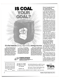 Maritime Reporter Magazine, page 2,  Oct 15, 1980 Connecticut