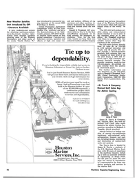 Maritime Reporter Magazine, page 46,  Oct 15, 1980 Texas