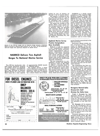 Maritime Reporter Magazine, page 48,  Oct 15, 1980 east coast
