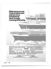 Maritime Reporter Magazine, page 51,  Oct 15, 1980 rapid oil analysis program