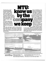 Maritime Reporter Magazine, page 52,  Oct 15, 1980 Friedrichshafen GmbH