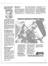 Maritime Reporter Magazine, page 61,  Oct 15, 1980