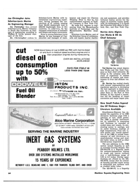 Maritime Reporter Magazine, page 64,  Oct 15, 1980 Oregon