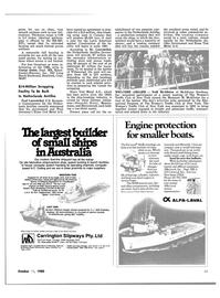 Maritime Reporter Magazine, page 65,  Oct 15, 1980 New Jersey
