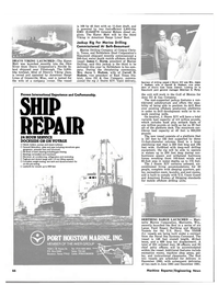 Maritime Reporter Magazine, page 3rd Cover,  Oct 15, 1980 East Texas District