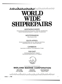 Maritime Reporter Magazine, page 7,  Oct 15, 1980 South Africa