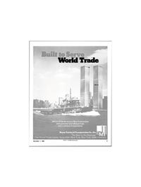 Maritime Reporter Magazine, page 9,  Nov 1980 World Trade Center