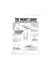 Maritime Reporter Magazine, page 23,  Nov 1980 oil rigs
