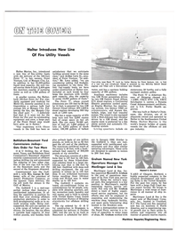 Maritime Reporter Magazine, page 8,  Nov 15, 1980 southeastern United States