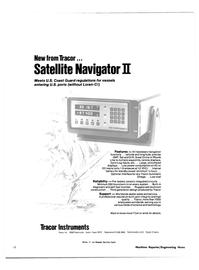 Maritime Reporter Magazine, page 16,  Nov 15, 1980