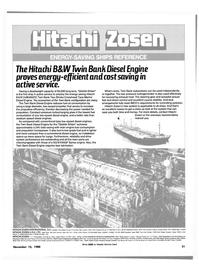 Maritime Reporter Magazine, page 19,  Nov 15, 1980