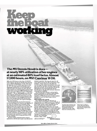 Maritime Reporter Magazine, page 21,  Nov 15, 1980