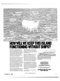 Maritime Reporter Magazine, page 25,  Nov 15, 1980