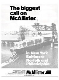 Maritime Reporter Magazine, page 1,  Nov 15, 1980 McAllister Brothers Inc.