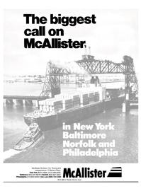Maritime Reporter Magazine, page 1,  Nov 15, 1980