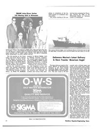 Maritime Reporter Magazine, page 36,  Nov 15, 1980