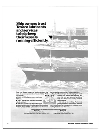 Maritime Reporter Magazine, page 46,  Nov 15, 1980 rapid oil analysis program