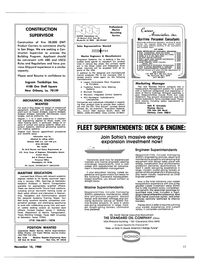 Maritime Reporter Magazine, page 53,  Nov 15, 1980