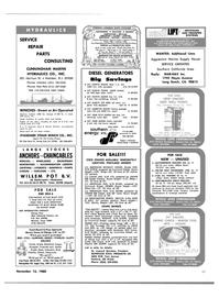 Maritime Reporter Magazine, page 57,  Nov 15, 1980