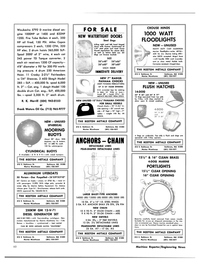 Maritime Reporter Magazine, page 60,  Nov 15, 1980