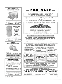 Maritime Reporter Magazine, page 61,  Nov 15, 1980