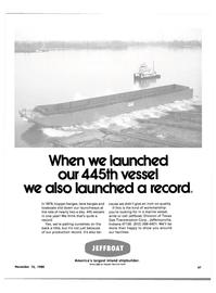 Maritime Reporter Magazine, page 65,  Nov 15, 1980