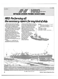 Maritime Reporter Magazine, page 3rd Cover,  Nov 15, 1980