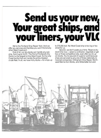 Maritime Reporter Magazine, page 6,  Nov 15, 1980 West Coast port