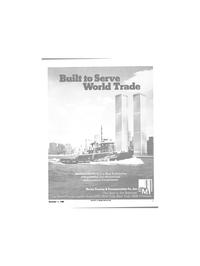 Maritime Reporter Magazine, page 9,  Dec 1980 World Trade Center