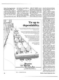 Maritime Reporter Magazine, page 16,  Dec 15, 1980 Dennis P. Sullivan